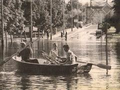 powódź 1997 - Głogów