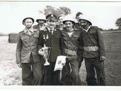 Zawody w Ruszowicach 1980 rok
